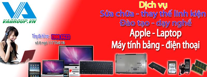 Sửa chữa laptop Uy tín hàng đầu Việt Nam Tại Thái Hà Hà Nội