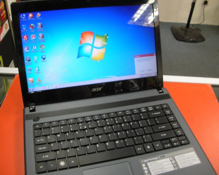 Kết quả hình ảnh cho laptop Acer aspire  4349,
