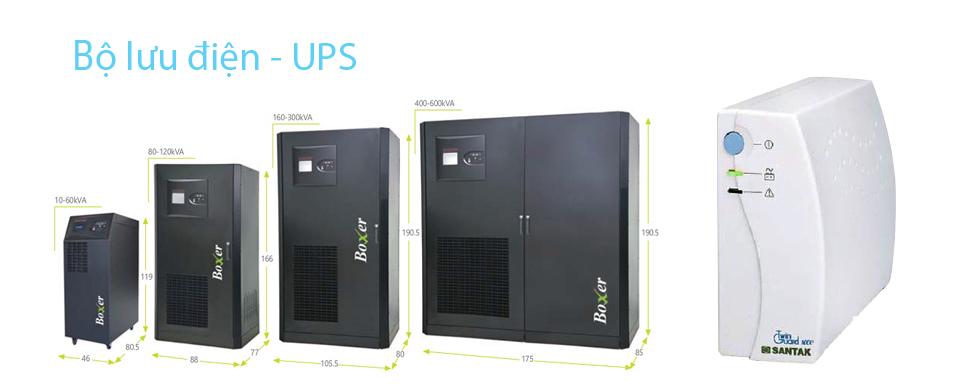 UPS - Bộ lưu điện