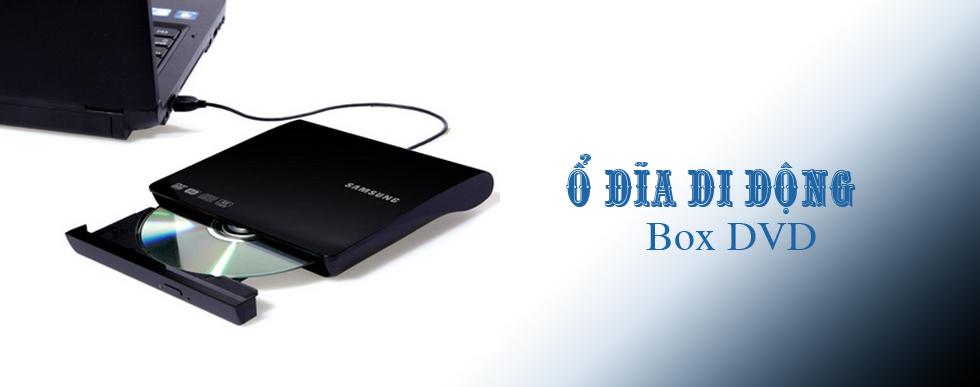 Box DVD laptop