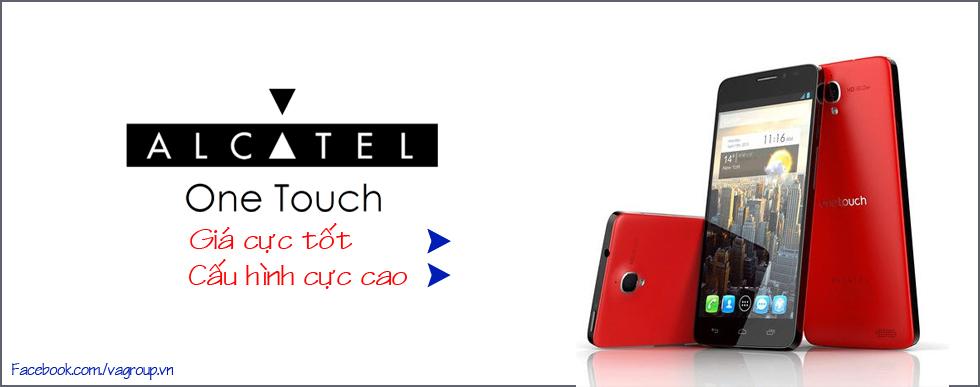 Điện thoại Alcatel