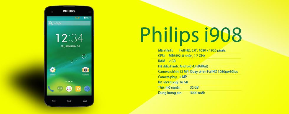 Điện thoại Philips