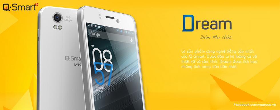 Điện thoại Q-Smart