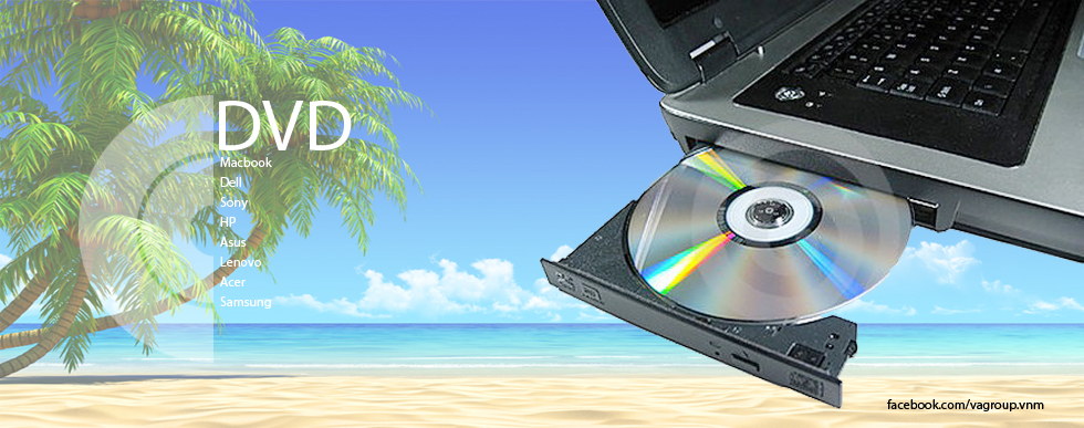 DVD laptop